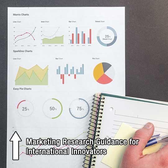 Marketing Research Guidance for International Innovators