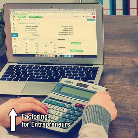 Factoring for Entrepreneurs