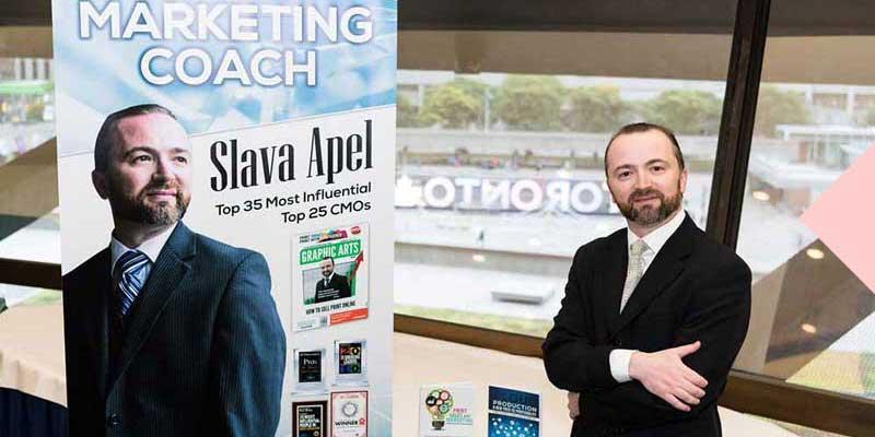 Slava Apel, Marketing Coach, StartUp Services Canada